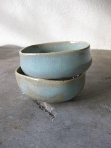 More Square Bowls